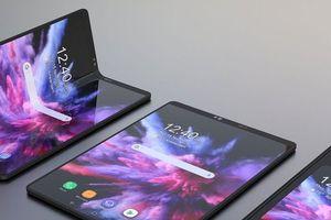 Samsung sẽ trình làng mỗi năm một chiếc điện thoại màn hình gập
