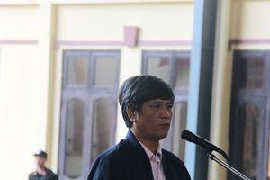 Ông Nguyễn Thanh Hóa đổ tại phòng giam nóng bức nên khai không chính xác