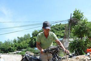 Khánh Hòa: Mất trắng tài sản chỉ sau hơn 10 phút lũ quét