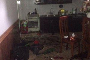 Mang mìn đến nhà cô gái kích nổ vì mâu thuẫn