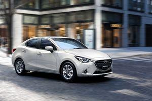 Thêm phiên bản và tăng tiện nghi, Mazda2 mới hút khách