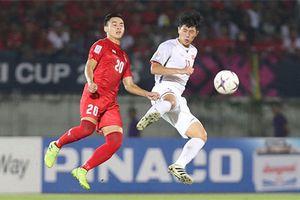 Chấm điểm Việt Nam 0-0 Myanmar: Hàng thủ lên tiếng