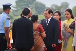 Ấn Độ hiện là một trong 10 đối tác thương mại lớn nhất của Việt Nam