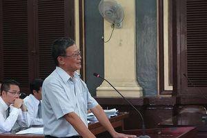 Cựu chủ tịch MHB đề nghị đình chỉ vụ án