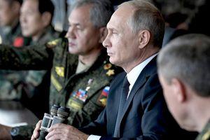 Putin: Moscow đáp trả việc Mỹ rời INF nhưng không chạy đua vũ trang