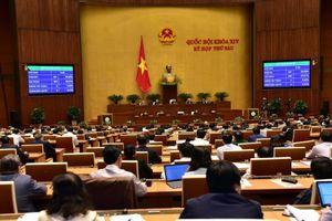 Bế mạc kỳ họp thứ 6 Quốc hội khóa XIV, thông qua 9 luật