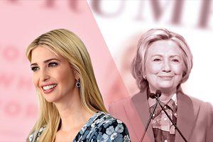 Ivanka Trump 'đi vào vết xe đổ' của bà Hillary Clinton