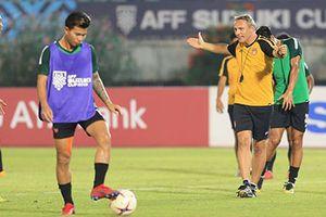Myanmar hành động bất ngờ trước trận đấu với Việt Nam ở AFF Cup