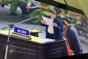 Cựu tướng Nguyễn Thanh Hóa phản cung, khai do thần kinh không ổn định
