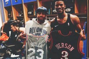 Mặc cho người đời ca thán, Allen Iverson hoàn toàn tin tưởng Jimmy Butler