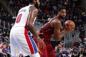 Thua sấp mặt trước Pistons, Cavaliers tiếp tục thảm bại tại thời kỳ hậu LeBron James