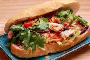 Từ ẩm thực ăn nhanh nước Mỹ đến chiếc bánh mì Việt Nam