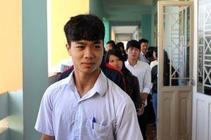 Thầy Công Phượng, Xuân Trường: Mong các em thắng Myanmar thay lời chúc 20/11