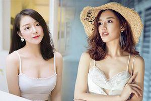Phương Chi và hot girl ngủ gật: 'ĐT Myanmar tuổi gì đá với ĐTVN'