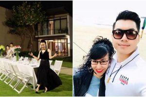 Sau khi kết hôn với nữ doanh nhân đã có 2 con, cuộc sống Trương Nam Thành như được 'khởi sắc'