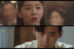 Lee Jong Suk và Shin Hye Sun vẫn yêu nhau thắm thiết mặc những trắc trở trong teaser mới nhất của 'Death Song'