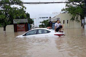 Trung tâm KTTV Quốc gia nói về đợt mưa lũ vừa qua ở Khánh Hòa và Phú Yên