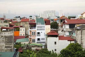 Ngôi nhà 41m2 ở Hà Nội khiến bao người sửng sốt vì thiết kế quá ấn tượng