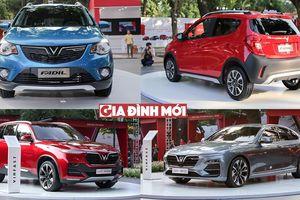 Giá bán chính thức VinFast: SUV giá 1,136 tỷ; Sedan giá 800 triệu; Fadil giá 336 triệu