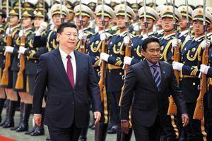 Maldives tính hủy hiệp định thương mại với Trung Quốc giữa 'vòng xoáy' nợ