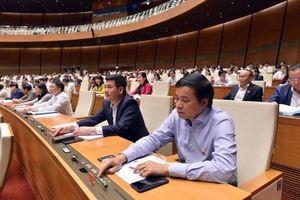 Quốc hội chính thức bỏ quy hoạch xây dựng tỉnh