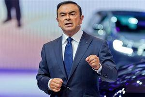 Ông lớn ngành ô tô toàn cầu bất ngờ bị bắt, Nissan điêu đứng