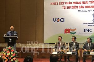 Việt Nam - Ấn Độ đang đứng trước cơ hội hợp tác lớn