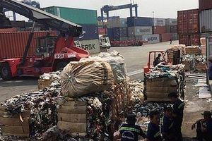 Quyết liệt xử lý phế liệu nhập khẩu tồn đọng