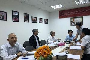 Sẵn sàng cho Đại hội Hội Doanh nhân tư nhân Việt Nam lần thứ II