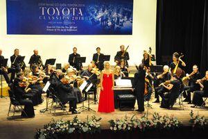 Đêm nhạc Cổ điển Toyota 2018: Sự thăng hoa đến từ dàn nhạc Anh quốc