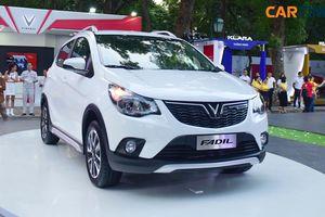 Xe cỡ nhỏ Fadil của VinFast 'chốt' giá 336 triệu đồng
