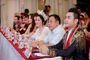 Ra mắt Cuộc thi Hoa hậu & Nam vương Doanh nhân người Việt toàn cầu 2018