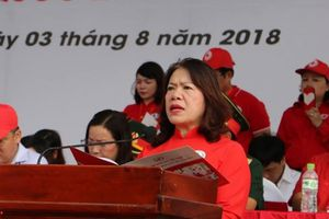 Thư chúc mừng 72 năm Ngày thành lập Hội của Chủ tịch Trung ương Hội Chữ thập đỏ Việt Nam