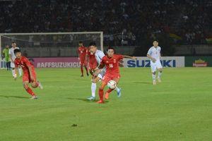 Myanmar và Việt Nam bất phân thắng bại trên sân Thuwanna