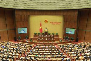Bế mạc kỳ họp thứ 6, Quốc hội khóa XIV