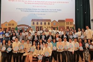 Hội nghị các nước ASEAN về xây dựng TP không thuốc lá lần thứ 6