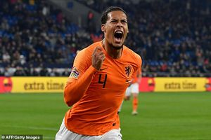 Toàn cảnh Đức 2-2 Hà Lan: 5 phút định mệnh