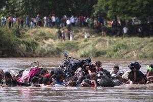 Mỹ cấp thẩm quyền cho quân đội bảo vệ lực lượng ở biên giới với Mexico