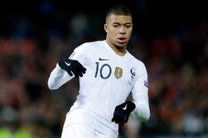 Đội hình'công-thủ toàn diện' sơ đồ 4-2-3-1 của Pháp trận gặp Uruguay