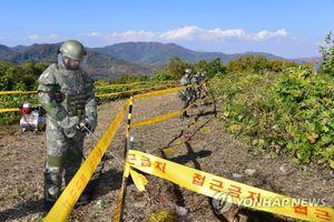 Triều Tiên phá hủy 10 trạm khác tại Khu phi quân sự (DMZ)