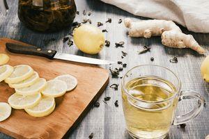 Uống nước chanh gừng mang lại những hiệu quả bất ngờ cho cơ thể