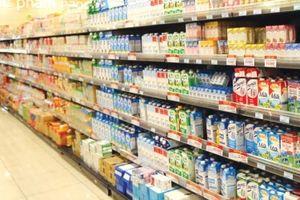 Kiểm dịch làm khó doanh nghiệp nhập khẩu sữa, thịt