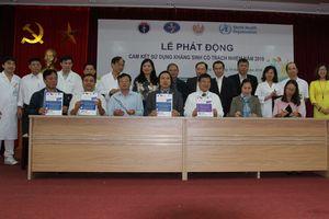 Việt Nam thuộc nhóm sử dụng nhiều kháng sinh nhất thế giới