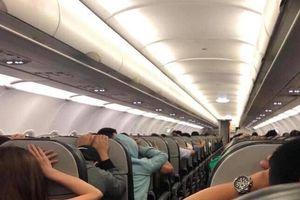 Máy bay Vietjet phải quay lại sân bay Tân Sơn Nhất vì cảnh báo kỹ thuật giả