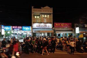 Nam thanh niên cầm búa xông vào cướp tiệm vàng ở Quảng Nam: Hốt 5 cây vàng sau 2 giây ra tay
