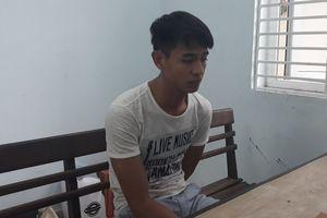 Đà Nẵng: Thanh niên 22 tuổi cầm dao đuổi chém 'tình địch' đứt gân