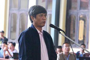 Ông Nguyễn Thanh Hóa chỉ nhận tội thiếu trách nhiệm