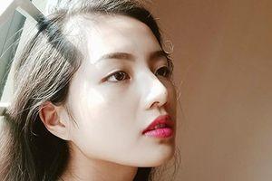 Vẻ trong trẻo của hot girl Việt đóng phim về tình yêu học trò