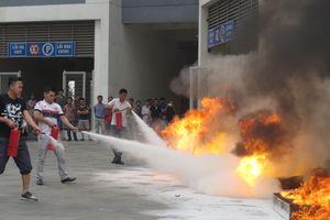 Thanh Trì giảm thiểu số vụ cháy nổ