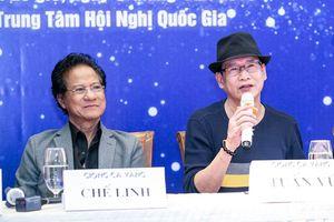 Tuấn Vũ - Chế Linh ngẫu hứng hát '10 năm tình cũ'